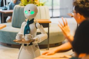 就労支援ロボット