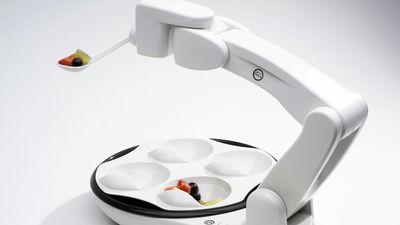 食事支援ロボット